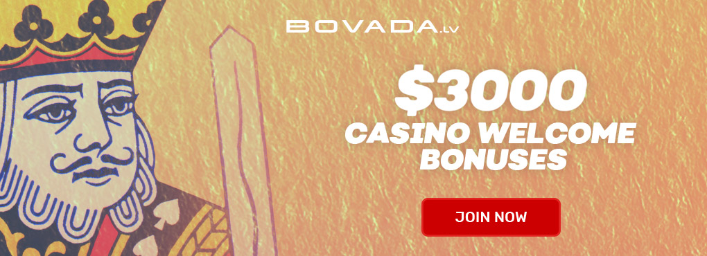Bovada Casino IS for US Players