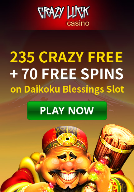 Crazy Luck Casino