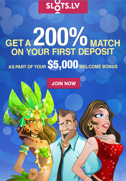 Enjoy the New MySlots Rewards Program at Slots.LV