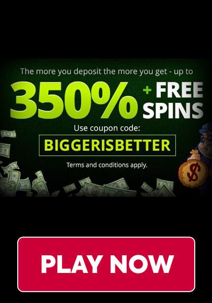 Enjoy a Massive 200 Free Spins at Raging Bull Casino