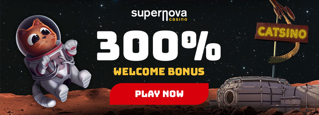 Monthly Deals at Supernova Casino