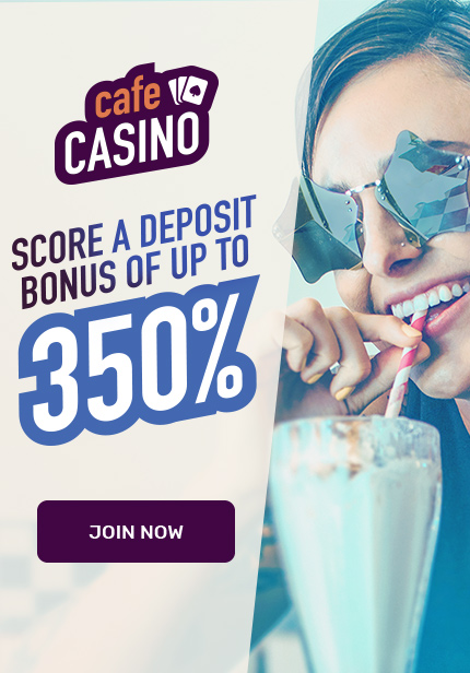 Café Casino Referral Program