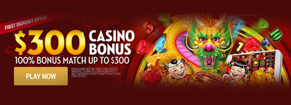 Caesars Slots Is Accessible Via Google Play