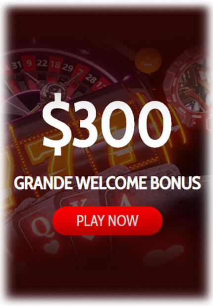 Great News from Grande Vegas Casino