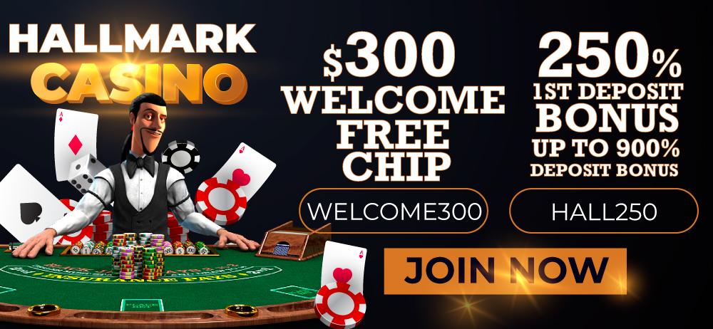 Hallmark Casino No Deposit Bonus Codes