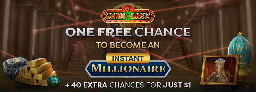 Casino Classic No Deposit Bonus Codes