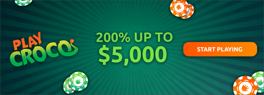 PlayCroco Casino No Deposit Bonus Codes